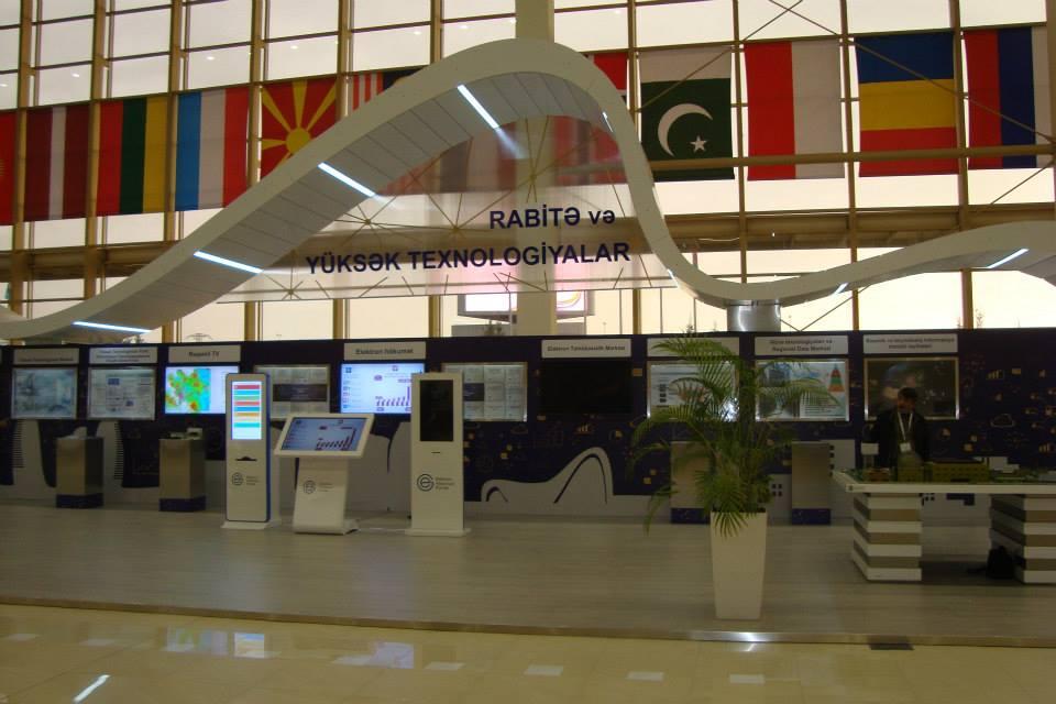 Bimetri, BİL-TEL ile Bakutel 2014 (Azerbaycan) Fuarını Ziyaret Etti