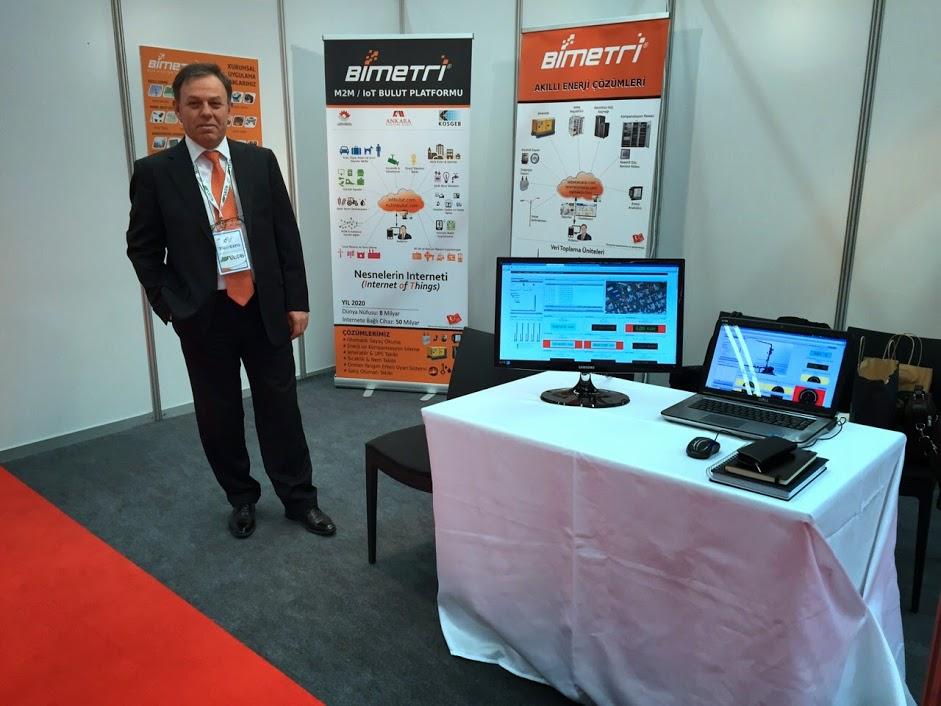 Bimetri, EIF-2014 Uluslararası Enerji Kongresi ve Fuarında