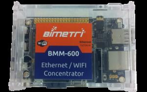 BMM-600 Wifi/Ethernet Konstantratör