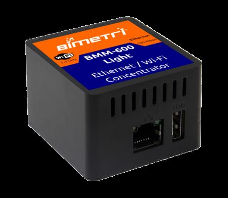 BMM-600 Light Wifi Ethernet Konstantratör