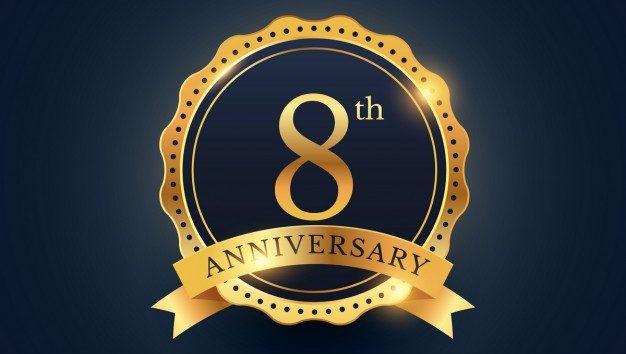 8. Kuruluş Yıldönümümüz Kutlu Olsun …